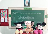 ACTIVITY ON PREPOSITION